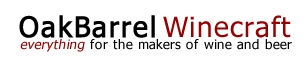 OAK BARREL WINECRAFT Logo