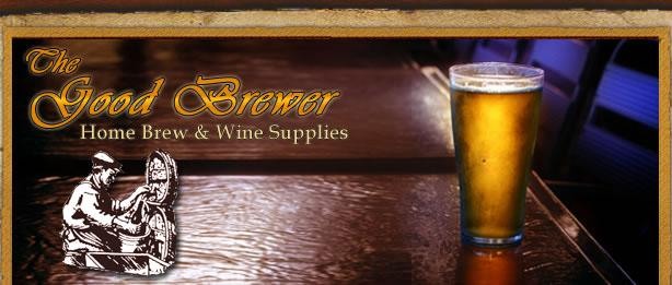 THE GOOD BREWER Logo